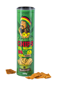 Cannabis Chips of Mind 100 g
