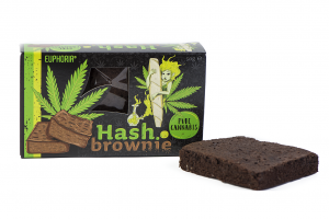 Brownie Pure Cannabis 50 g