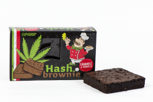 Brownie Cannabis & Tiramisu 50 g
