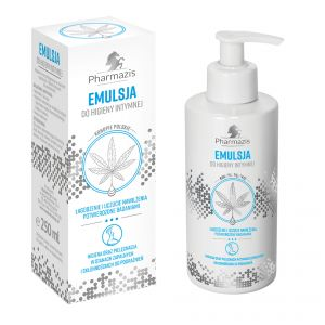 PHARMAZIS Emulsja do higieny intymnej 250 ml
