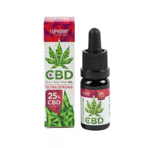 Euphoria CBD 25% 10 ml