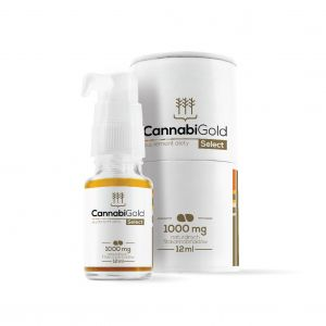 CannabiGold Select 1000 mg 12 ml