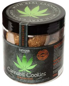 Ciastka Cannabis Cookies Hashish 120 g