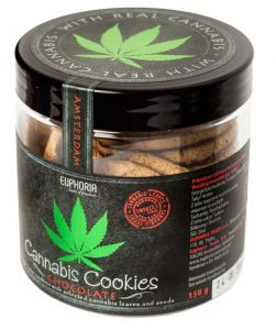 Ciasteczka Cannabis Cookies Chocolate 150 g