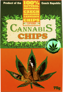 Cannabis Chips 75 g